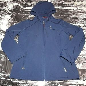 $195 Tommy Hilfiger Jacket Yacht Hooded XL Mens
